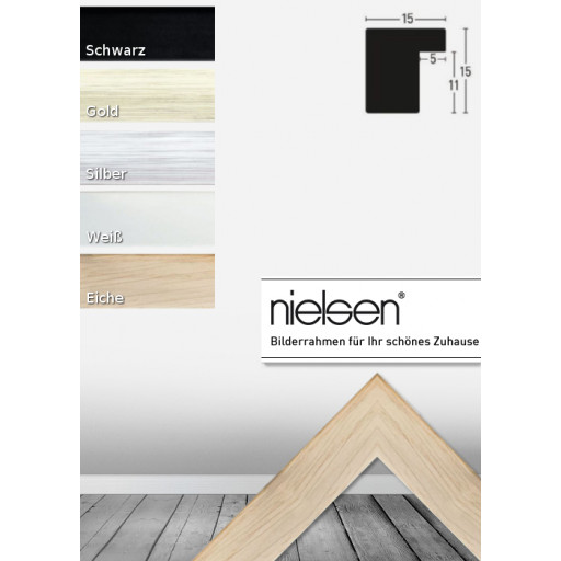 Nielsen Holzrahmen Fortuna 15