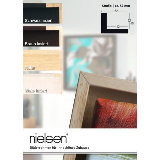 schattenfugenrahmen studio 52 bilderrahmen f r keilrahmen bilderrahmen. Black Bedroom Furniture Sets. Home Design Ideas