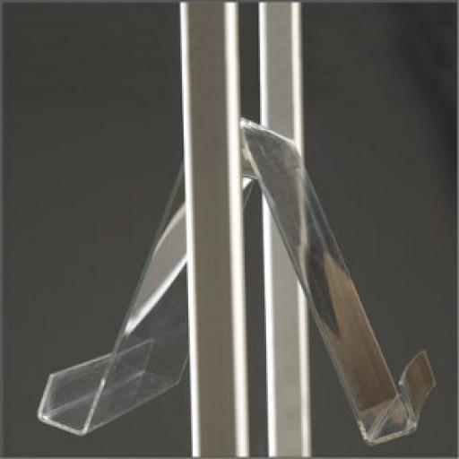 Acryl-Prospektablage 2x DIN A4 Doppelseitig