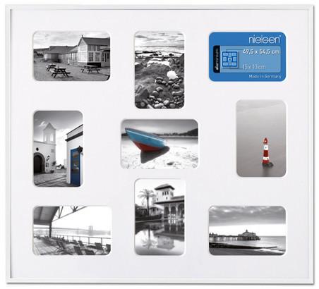 collage rahmen pixel mit 9 bildausschnitten collage rahmen bilderrahmen. Black Bedroom Furniture Sets. Home Design Ideas