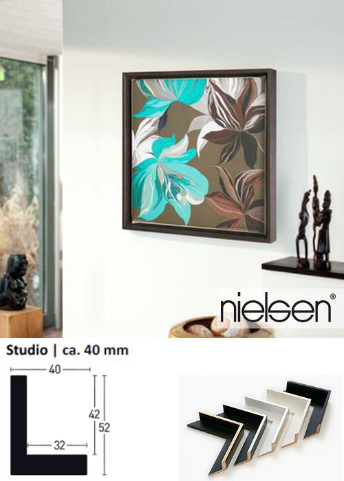 schattenfugenrahmen studio 40 bilderrahmen f r. Black Bedroom Furniture Sets. Home Design Ideas