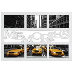 "Porträtrahmen-Galerie Budapest ""Memories"""