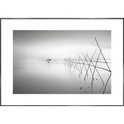 """Nielsen Gerahmtes Bild """"Malaysian Fishing 2"""" 118,9 x 84,1 cm"""