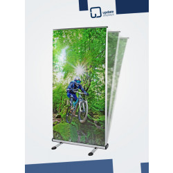 Outdoor Roll Banner