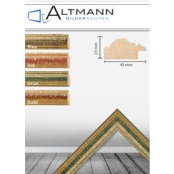 Holzbilderrahmen Saphir 25
