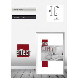Effect Alu-Bilderrahmen S1