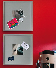 Magnet Pinnwand Beispiel