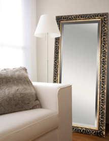 Spiegelrahmen aus Holz oder Barock
